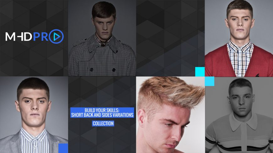 Men's haircuts – Short back and sides barbering course