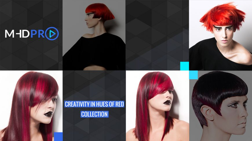 Red Alert – Red Hair Cutting and Colouring Course