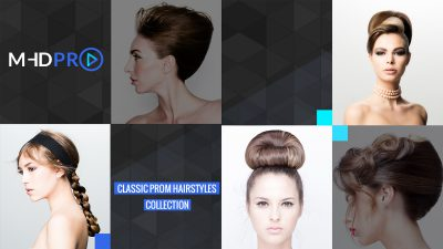 Classic Prom Hairstyles Course – Out Now