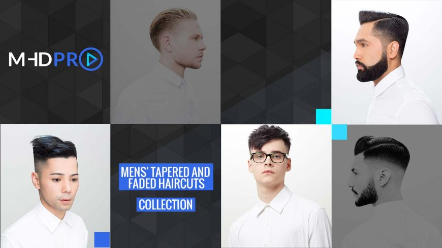 Blowout Fade to Tapered Fade – Fade Haircuts Barbers Need To Know