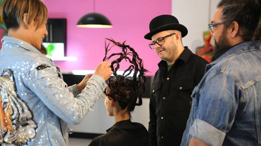 Martyn Holmes to Judge TV's Extreme Hair Wars