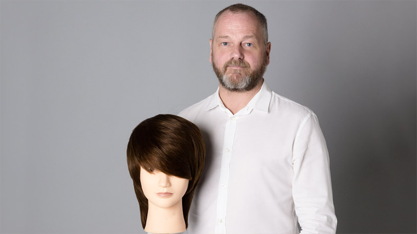 Lesson 2 of the Layering & Graduation online haircutting course – Basic Uniform Layer