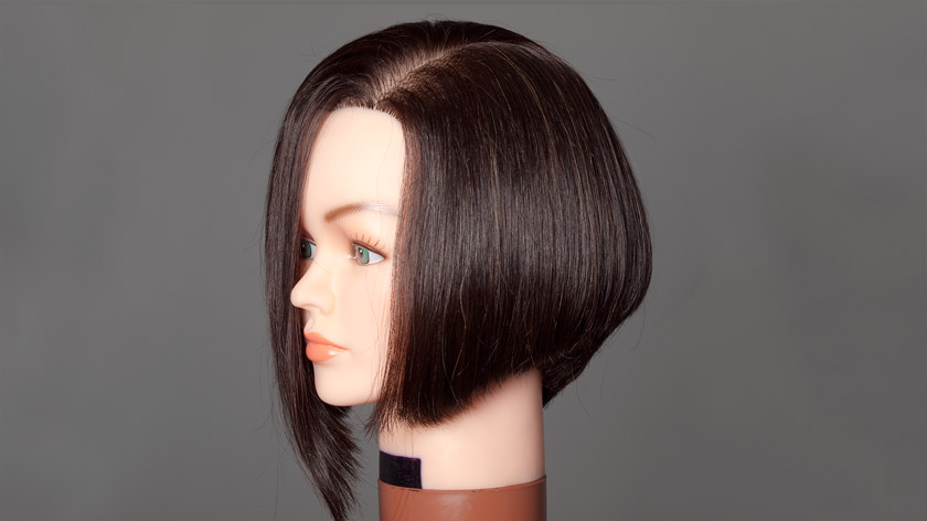 Lesson 5 of the Layering & Graduation online haircutting course – The Graduated Bob