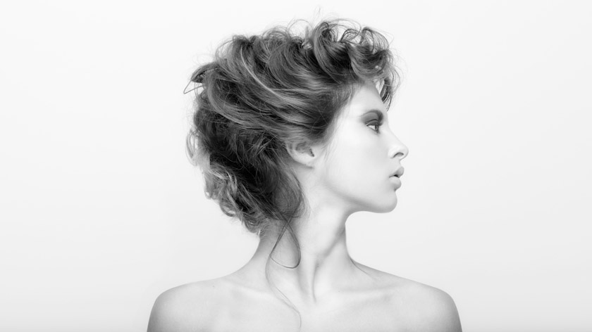 Lesson 3 of the MHDPro Romantic Bridal Hair Course - Figure of 8 Technique Braid Updo with Cord Stitching
